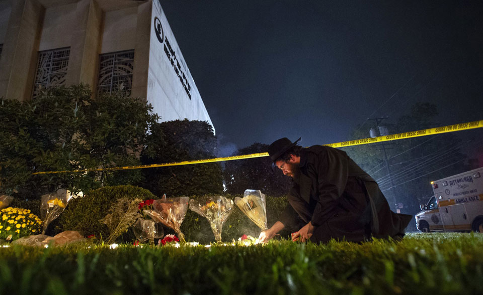 Thoughts from a man who grew up at Pittsburgh's Tree of Life Synagogue