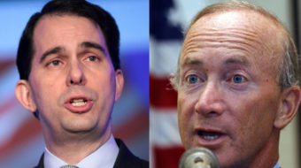 Marx and Engels a better bet than Governors Walker and Daniels