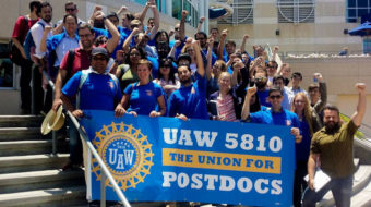 Another month, another win among university researchers for UAW