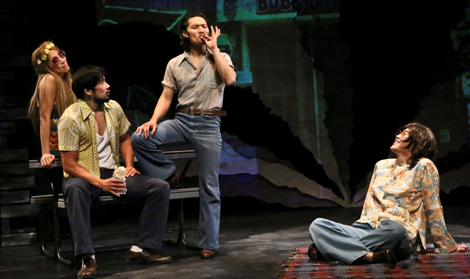 'Vietgone' enacts Vietnamese refugees' many-sided experience in America