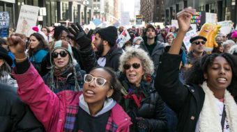 Chicago Women's March centers intersectionality, pushes for midterm turnout
