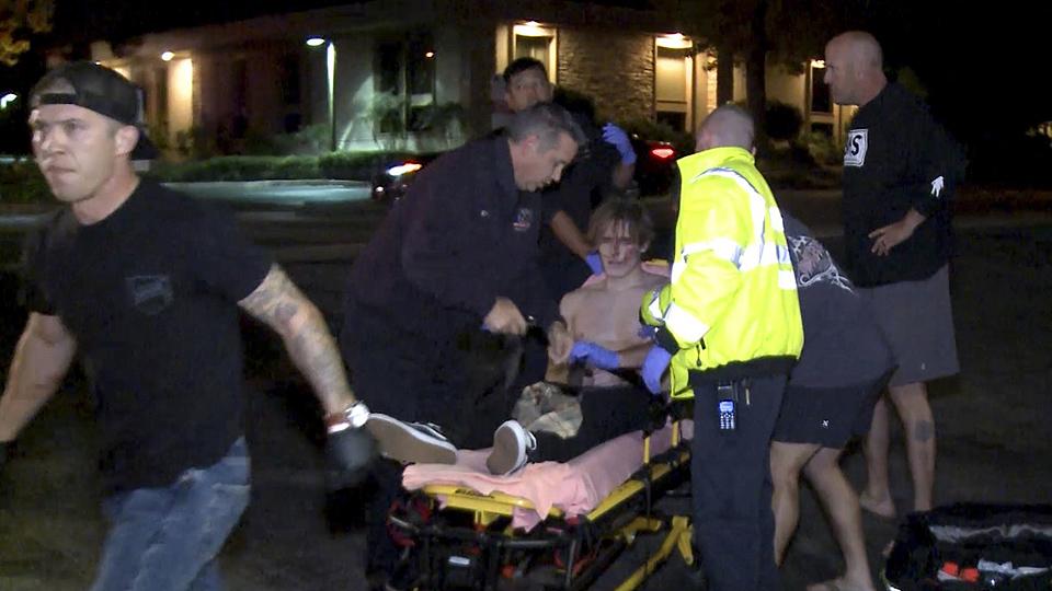 Twelve dead in yet another mass shooting