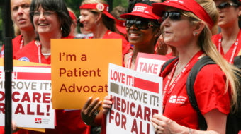 Progressives not pleased with Dem leaders' silence on Medicare for All