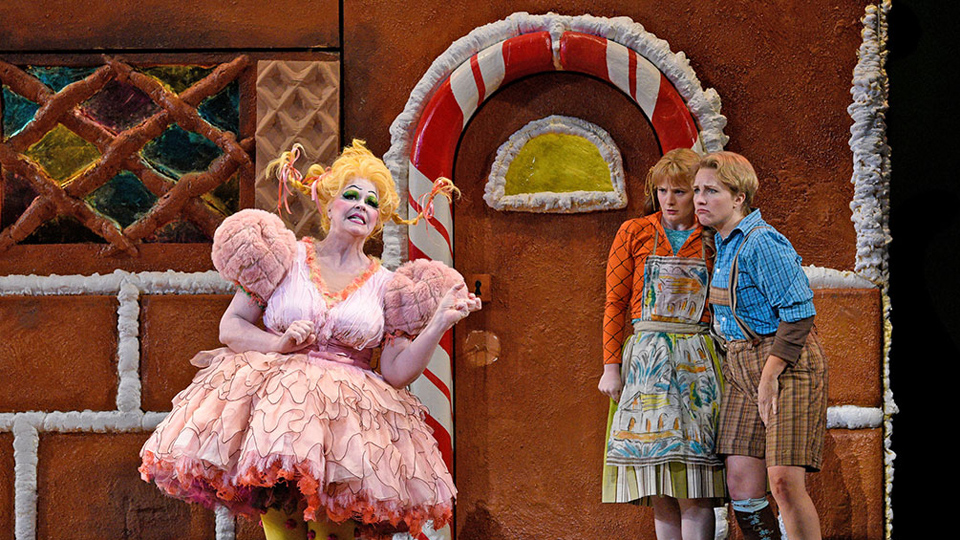 The opera 'Hansel and Gretel' bewitches the coven of the oven