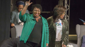 "Oprah pulls for Stacey Abrams in battle for the ""soul of Georgia"""