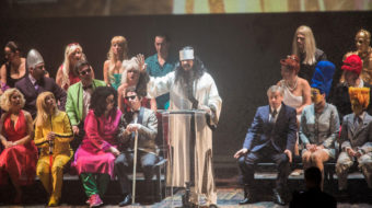 'Bluebeard's Castle' and 'Mario the Magician' staged in authentic Hungarian productions