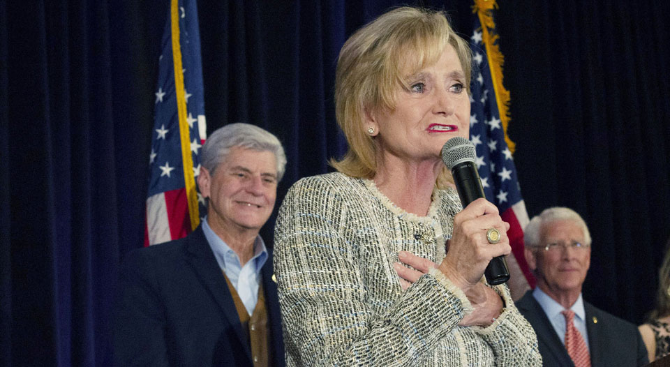 Damage Control: MLB asks Cindy Hyde-Smith to return $5,000