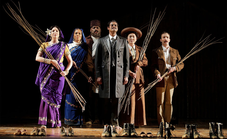 'Satyagraga': Philip Glass's colossal Gandhi epic is activist opera at its best