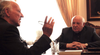 Mikhail Gorbachev and Steve Bannon documentaries at Toronto film festival