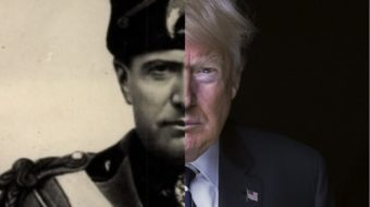 Mimicking Mussolini: Trump's war on the First Amendment