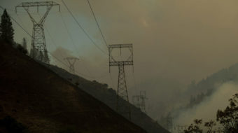 Fires put pressure on California utilities despite new pro-company law