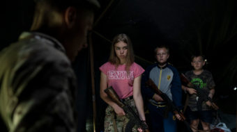 Ukraine's nationalist youth camps train next generation of fascists