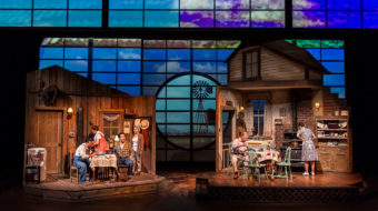 'Valley of the Heart' by Luis Valdez in exuberant WWII era production