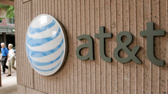 AT&T workers protest tech job outsourcing
