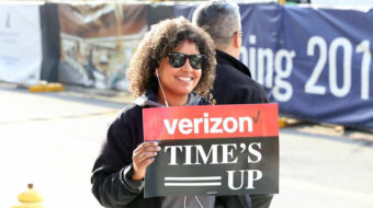 Senators to Verizon subcontractor: End pregnancy discrimination