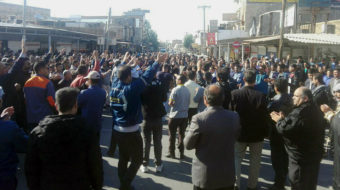 Iran: Solidarity with tortured trade unionists as strike action spreads
