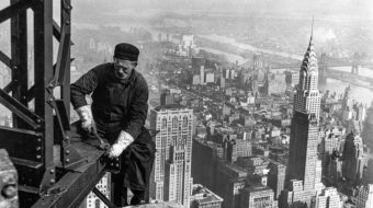 America at Work: The photography of Lewis Hine