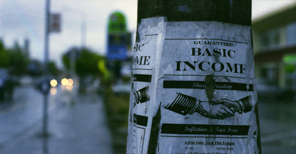 Universal Basic Income: Ruling class scam or step toward socialism?
