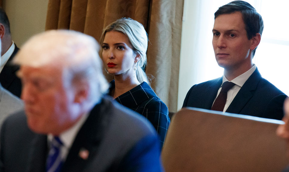 Ivanka Trump and Jared Kushner could cash in from tax break they pushed