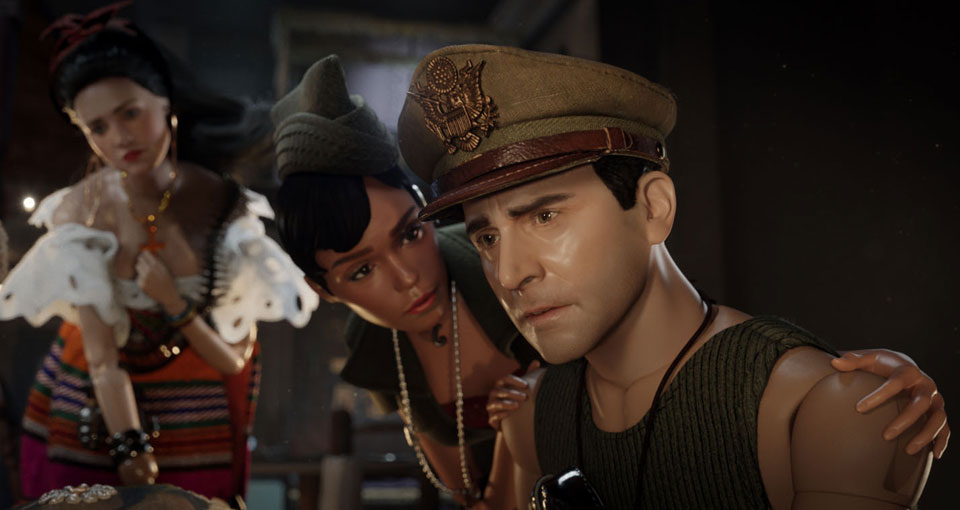 Hoagancamp's heroes: 'Welcome to Marwen'