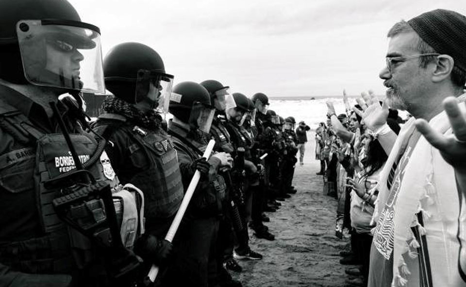 I witnessed the horror of border militarization, and vow to fight it