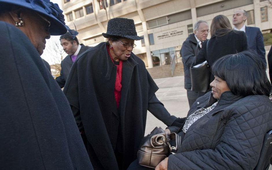 African-American North Carolina voting rights activist dies