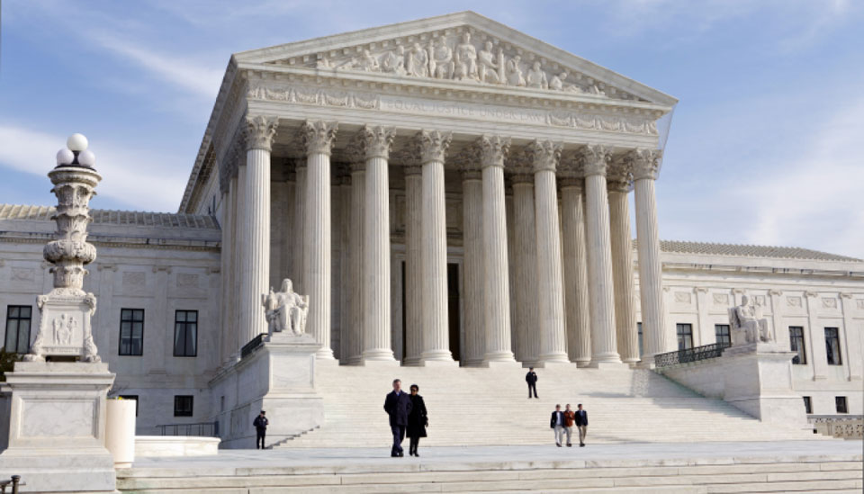 Supreme Court considers scope of Bill of Rights