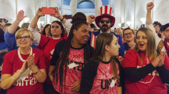Labor 2018 in review: From classroom to courtroom to voting booth