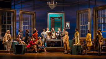 '1776 The Musical' vocalizes the urgency of the Declaration of Independence