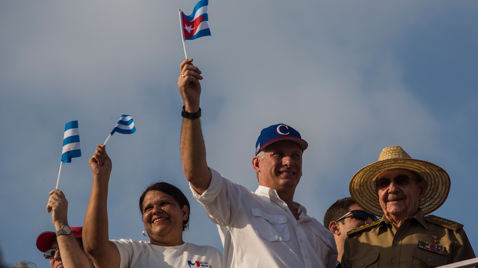 Entering 60th year of Revolution, Cuba has new Constitution, almost