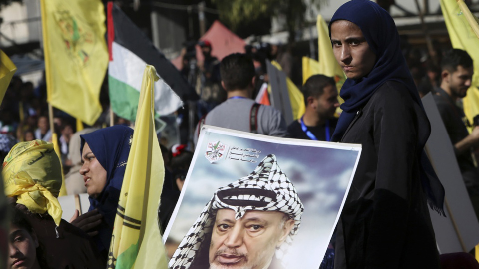 Palestinian left groups form Democratic Rally
