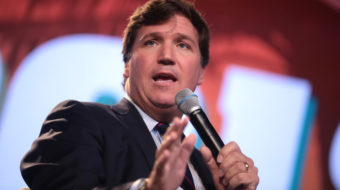 Does Tucker Carlson's class politics raise any red flags?