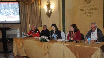 Foro sobre periodismo Latinoamericano