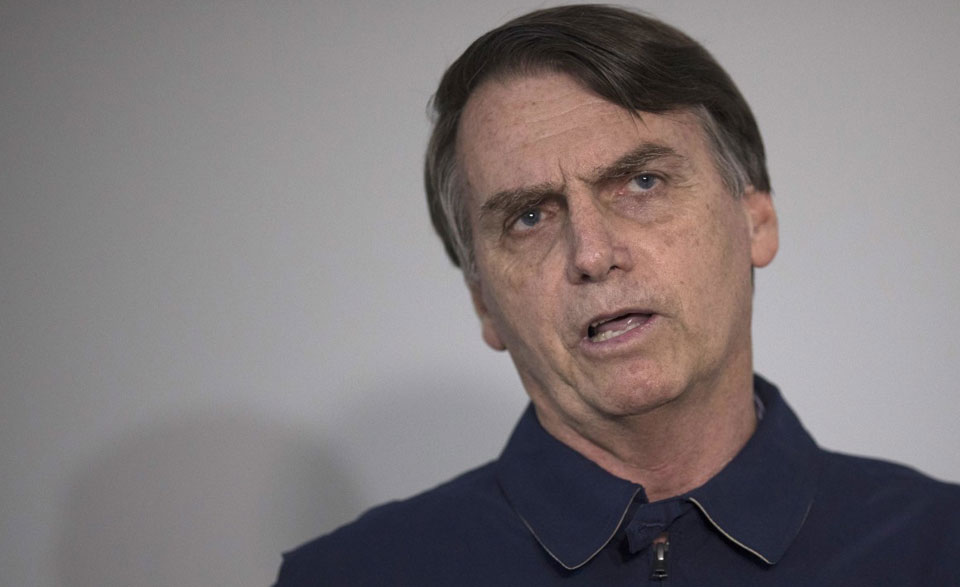 Brazil's Bolsonaro signs order endangering Amazon and indigenous rights