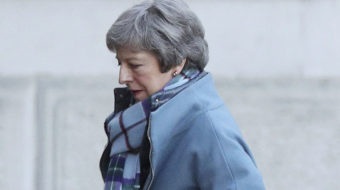 UK government still struggling to win support for Brexit deal