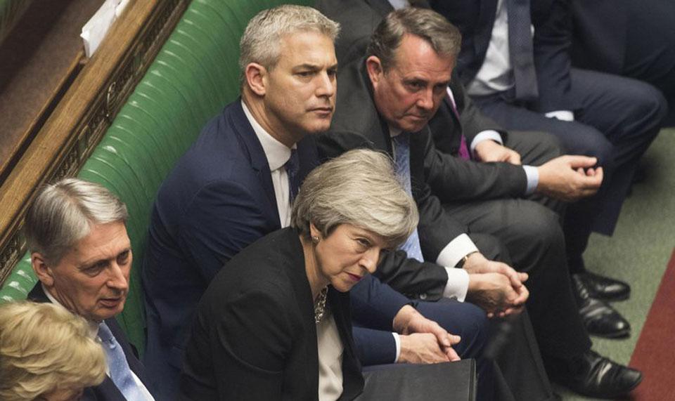 Theresa May's false Brexit triumph