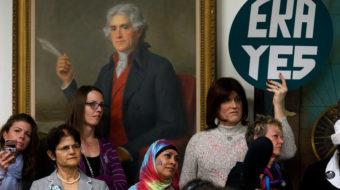 Virginia Senate advances Equal Rights Amendment