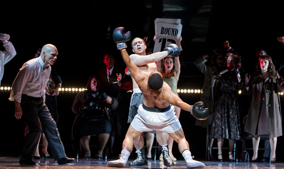 'Champion: An Opera in Jazz' about boxer Emile Griffith, set for Montreal staging
