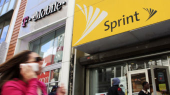 Sprint-T-Mobile merger an attack on people of color and the poor