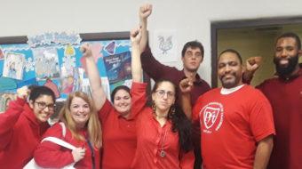 Los Angeles braces itself for a teachers strike Monday morning
