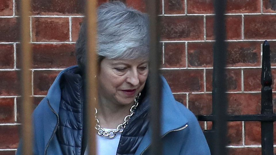 Brexit: Theresa May defeated…again