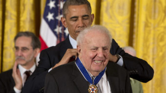"Interested in Chicago, politics, or Obama? Read ""Conversations with Abner Mikva"""