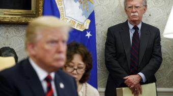 Edging toward war with Iran?