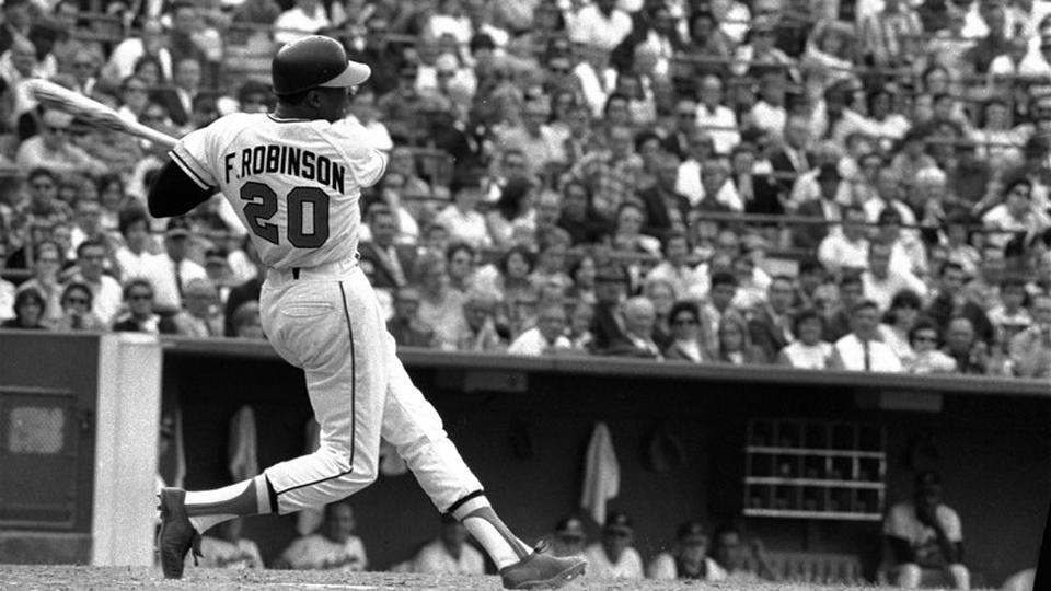 Frank Robinson, baseball's fearsome trailblazer, dies at 83