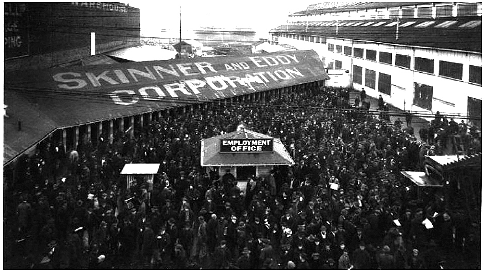 100 years after Seattle 1919: Is the general strike making a comeback?