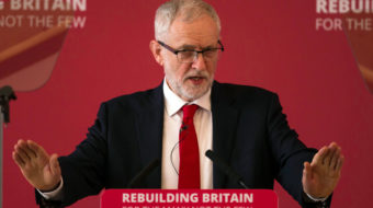 Back to the future: British Labour Party platform