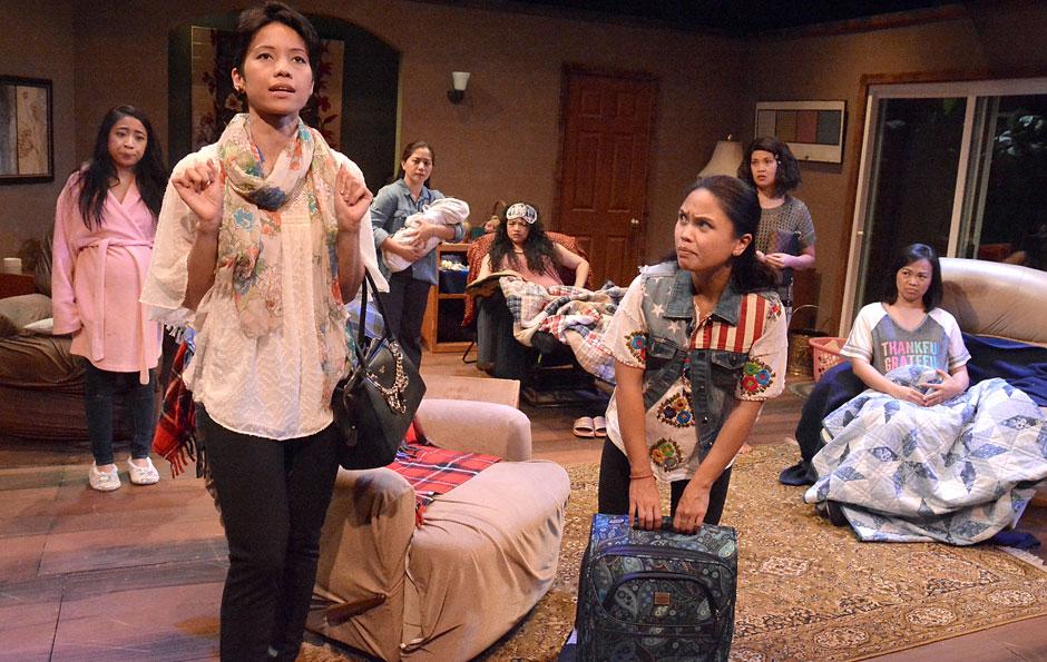 'America Adjacent' world premiere explores high cost of American Dream