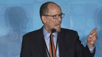 Perez, DNC Chair, repeats party fealty to labor with add-ons