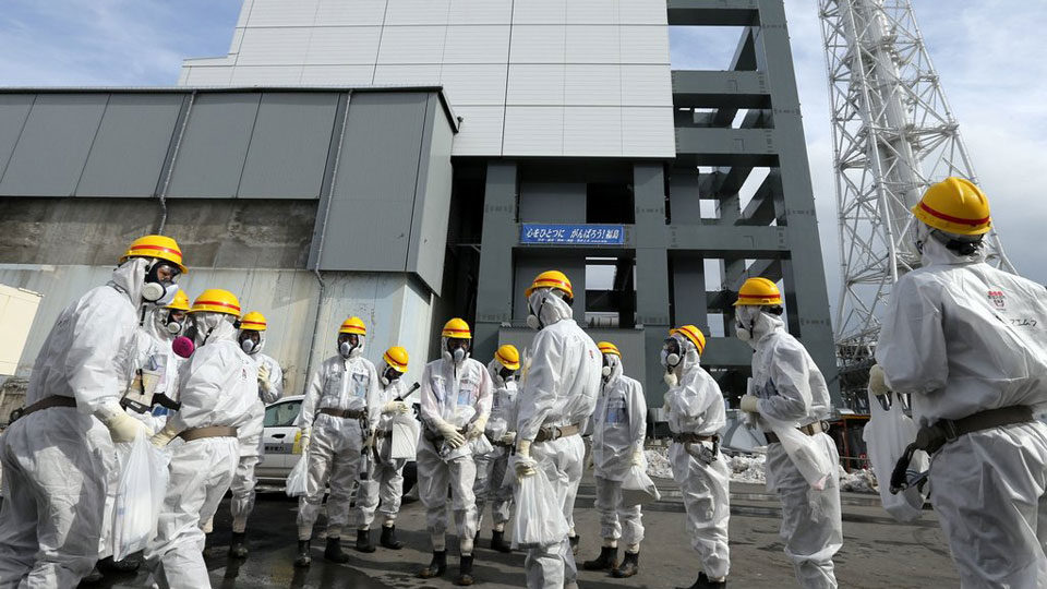 Eight years after Fukushima nuclear meltdown, workers still facing radiation risk