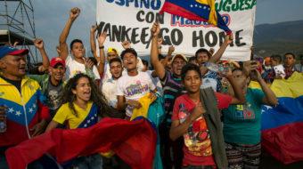 "U.S. imperialism is still ""misunderestimating"" Venezuela"